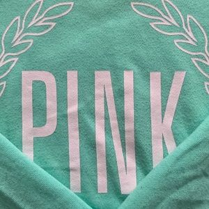 PINK Victoria's Secret Tops - Victoria's Secret Sweatshirts (2)